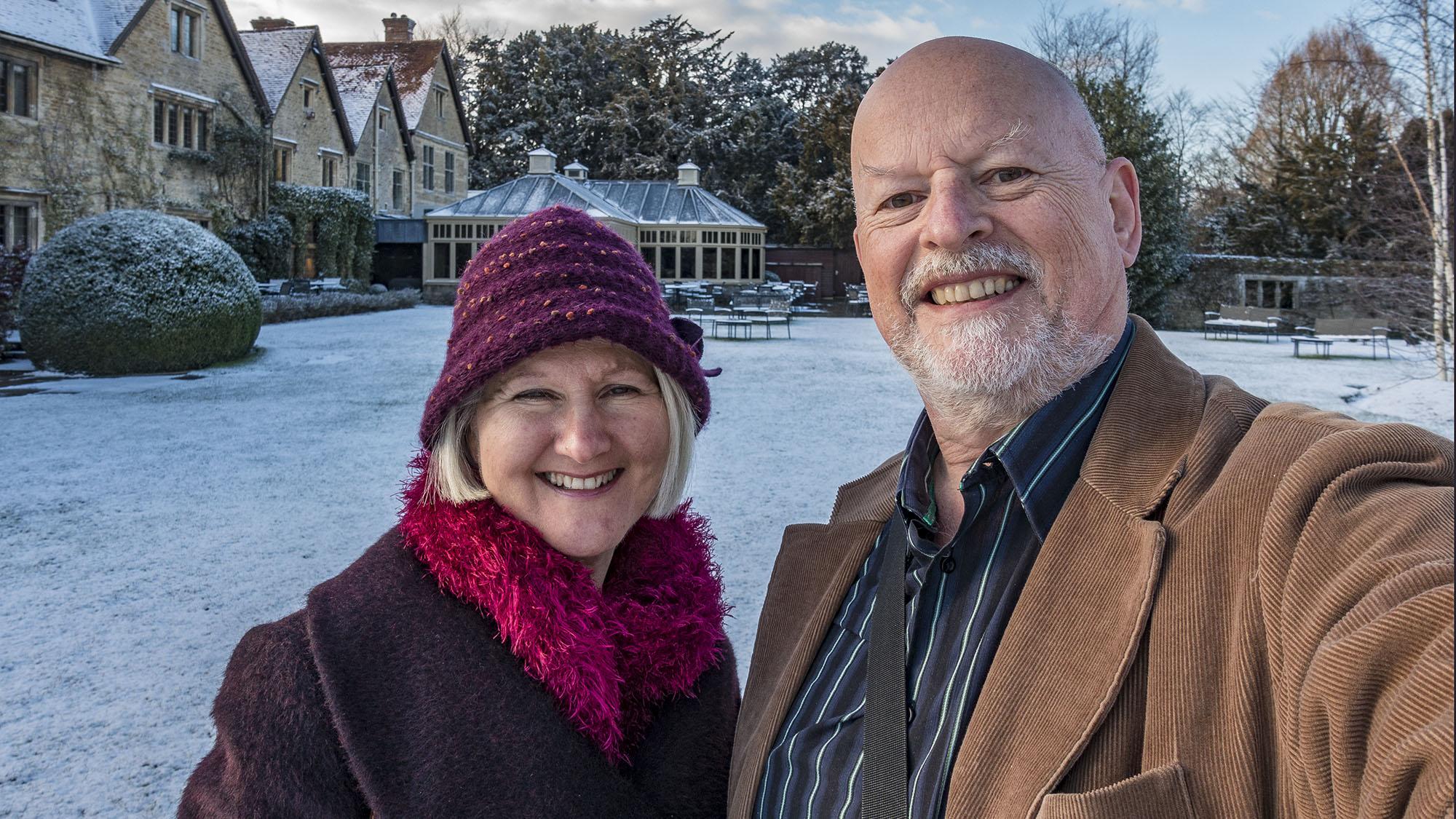 Howard and Annie, Le Manoir 2018