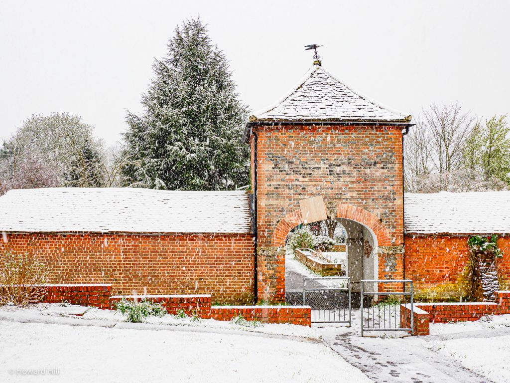 Stable block at The Stirlings, Wantage