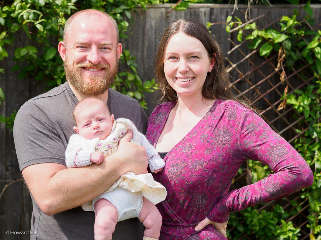 Jamie, Enid and Kat