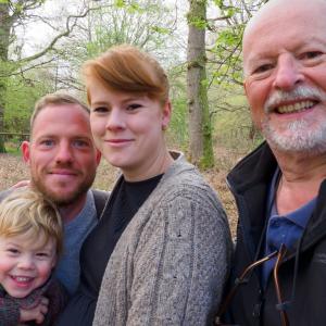 Reuben, Rob, Summer and Howard