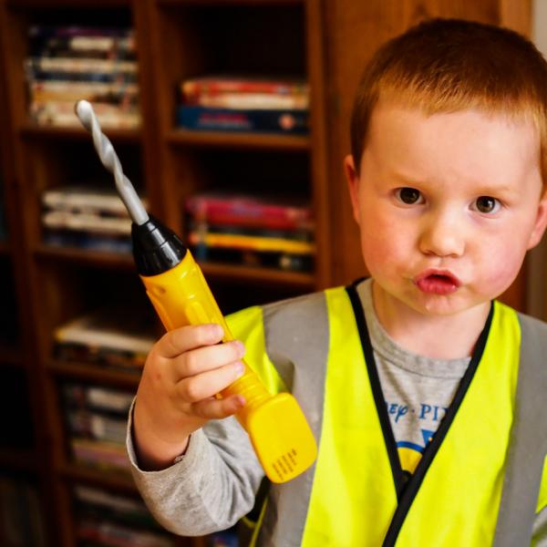 Harry the builder