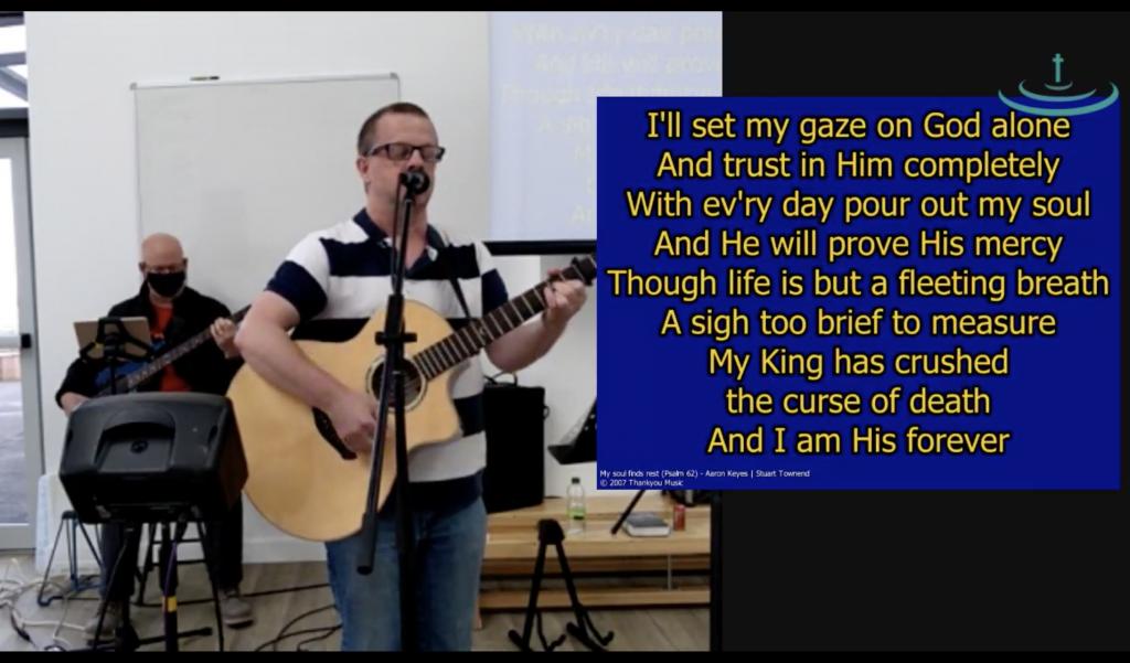 WCC worship band