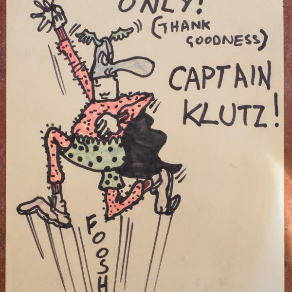 Captain Klutz