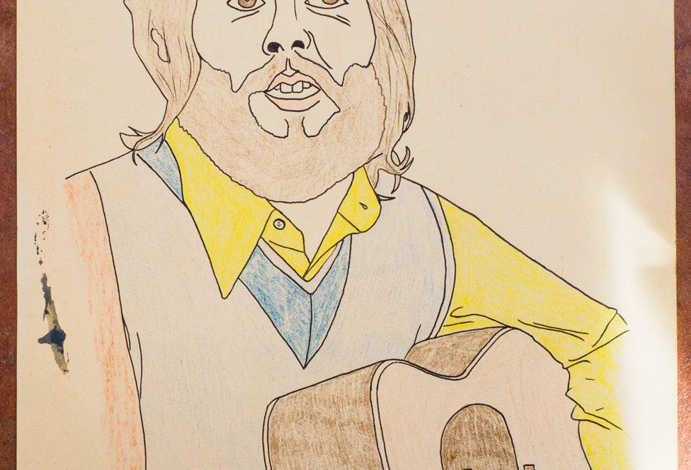 Howard the Artist